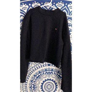 Tommy Hilfiger Exclusive Mock Pullover Sweatshirt